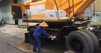 Sửa chữa thiết bị mỏ