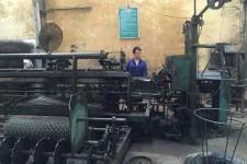 Sản xuất phụ kiện hầm lò